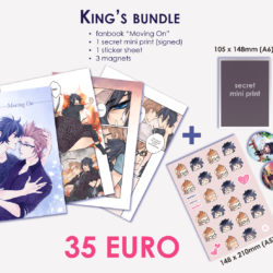 Moving On - King's bundle